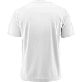 Maier Sports Walter Chemise manches courtes Homme, white